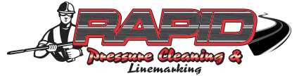 Rapid Pressure Cleaning Logo